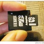デジカメ・携帯の画像保存にmicroSDカードをioPLAZAで購入