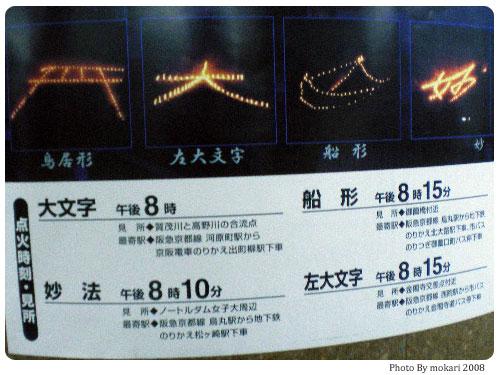 20080815-2 今日は、五山送り火。