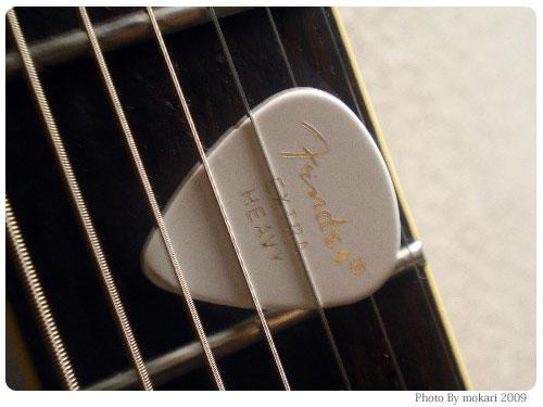 20090309-7 Ibanez(アイバニーズ)の7弦ギターを弾いてもらいました(動画)