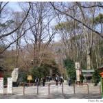 下鴨神社(賀茂御祖神社)に行く。(1)