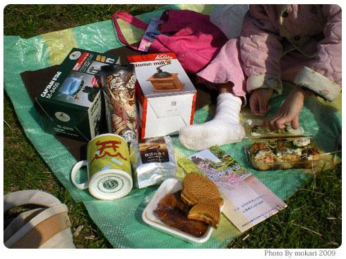 20090327-10 鴨川公園で鴨川を見ながらのんびり珈琲を。