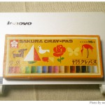 小さいなあと家族でおどろく。Lenovo IdeaPad S10eモニター(2)