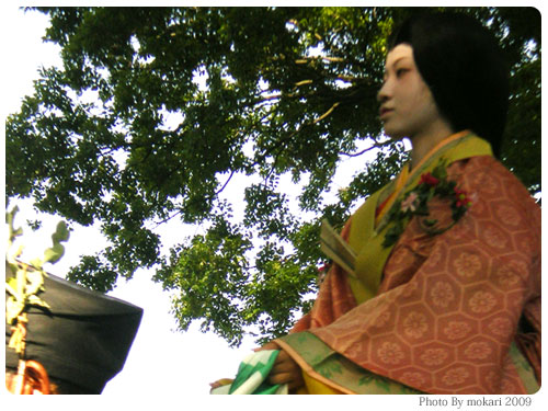 葵祭行列 2009年