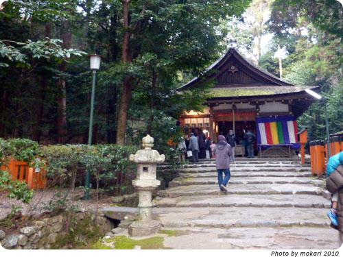 20100105-4 2010年新年、大田神社へ。