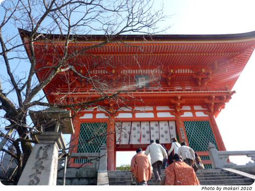 20100122-17 2010年新年、清水寺へ。(1)