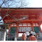 2010年新年、清水寺へ。(1)
