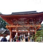 2010年新年、上賀茂神社へ。(2)