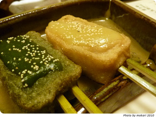 20100323-11 烏丸「湯葉と豆腐の店 梅の花」(2)