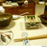 京都烏丸「湯葉と豆腐の店 梅の花」(1)