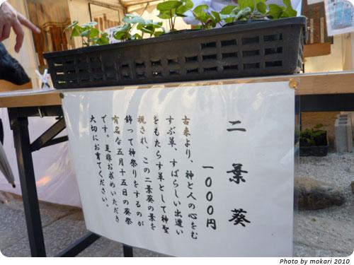20100414-2 京都市花見:上賀茂神社2010年 風流桜