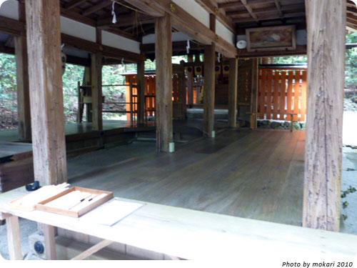 20100509-4 大田神社2010年 カキツバタ群落を見に