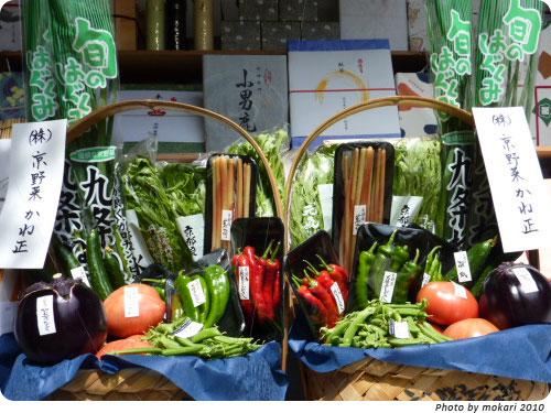 2010年葵祭 京野菜・賀茂野菜
