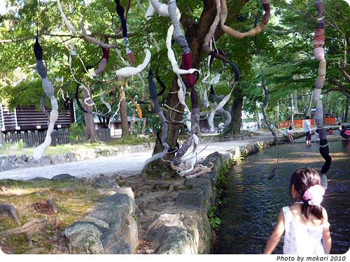 20100807-15 京都精華大学とコラボ。上賀茂神社アートプロジェクト2010(2)