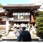 2011年新年、上賀茂神社へ。