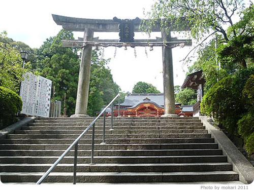 20110922-9 長岡天満宮で苔を見てきた。いいところでした。