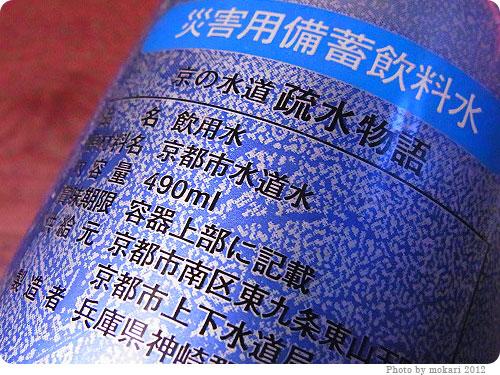 201200204-8 京都市水道創設100周年記念式典で、澄都くんとひかりちゃんとさかなクンを見ました
