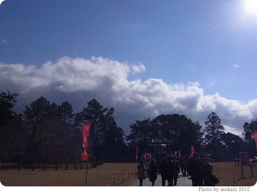 20120103-15 2012年新年、上賀茂神社へ。