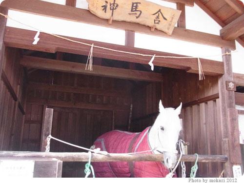 20120103-6 2012年新年、上賀茂神社へ。
