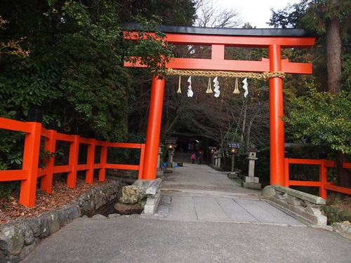 P1020621 2014年大田神社へ初詣へ。