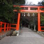 2014年大田神社へ初詣へ。