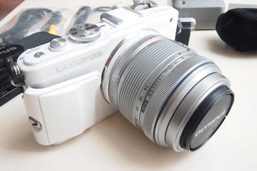 P1023982 ミラーレス一眼 OLYMPUS PEN Lite E-PL6を購入