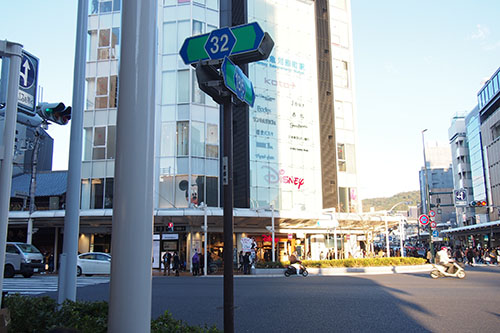 京都にディズニーストアが復活