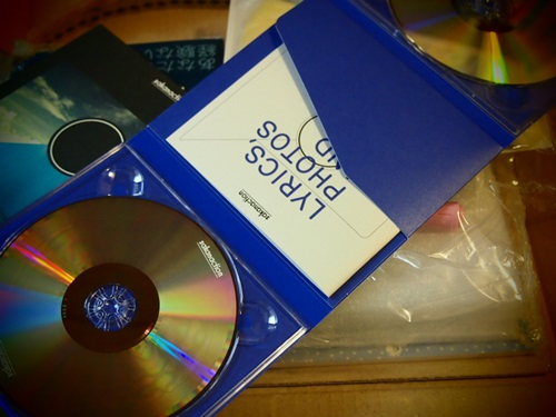 P3174254 サカナクションの6th Album「sakanaction」届いた