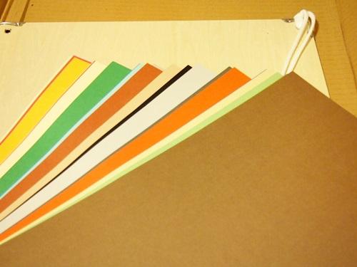 P3284575 画板と色画用紙24色セットを何に使うのか?
