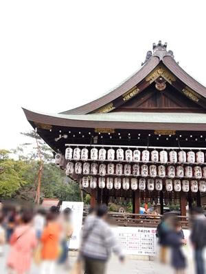P3314797 八坂神社におまいり&桜(2013年3月)