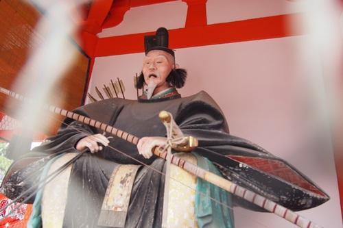 P5166256 【御朱印】八坂神社