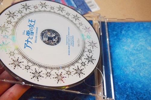 P6043184 アナと雪の女王日本語版CD