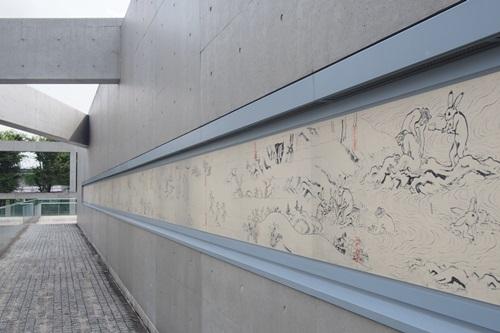 P7116529 京都府立陶版名画の庭