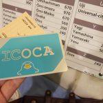 京都駅で普通のICOCAの買い方