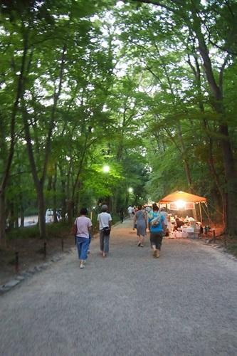 P7260288 下鴨神社の御手洗祭に行ってきた(2014年)