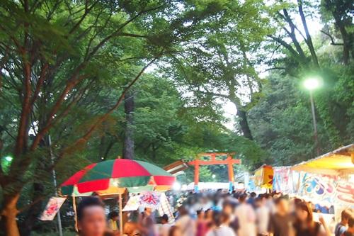P7260295 下鴨神社の御手洗祭に行ってきた(2014年)