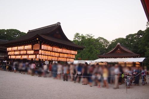 P7260300 下鴨神社の御手洗祭に行ってきた(2014年)