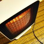 サブ暖房に。±0のかわいい暖房器具が便利