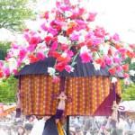 葵祭(2012年)を上賀茂神社でみる