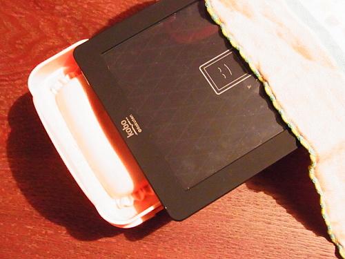 R1155570 とある人妻は「kobo Touch」をセットアップした