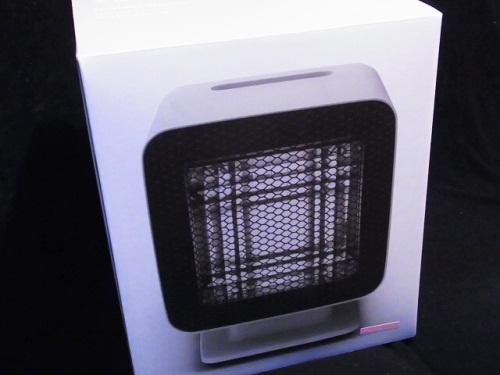 R1157959 プラスマイナスゼロのピンクのかわいいリフレクトヒーターいい!!!