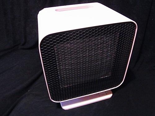 R1157962 ピンクベージュのかわいいリフレクトヒーターの存在感